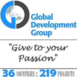 Logo of Global Development Group Australia