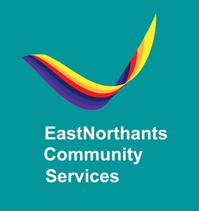 Logo of East Northamptonshire Faith Group