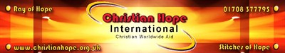 Logo of Christian Hope International