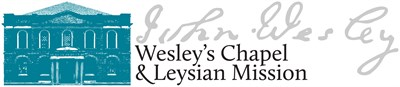Logo of Wesley's Chapel & Leysian Mission