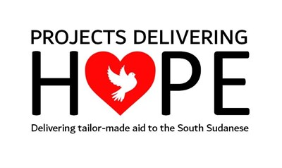 Logo of Projects Delivering Hope