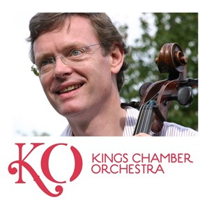 Logo of Kings Chamber Orchestra, Leadership - Gerard Le Feuvre